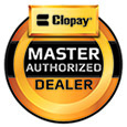 Central PA dock & Door is a Clopay Master Authorized Dealer